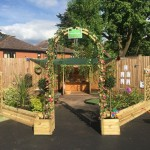 Bright Little Stars Nursery Harrow - Learning Programme - Nature Garden