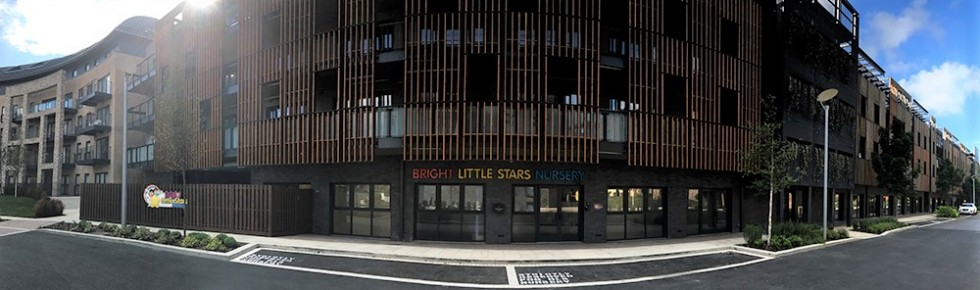 Bright Little Stars Nursery Stanmore - front pano