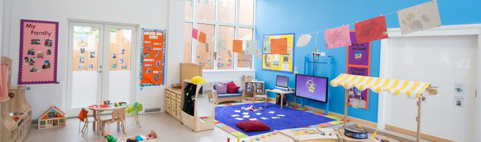 Bright Little Stars Nursery Harrow - Orion Room 1