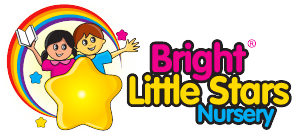 Bright Little Stars Nursery - logo